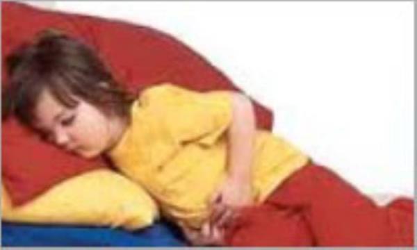 مسائل گوارشی در میان اطفال